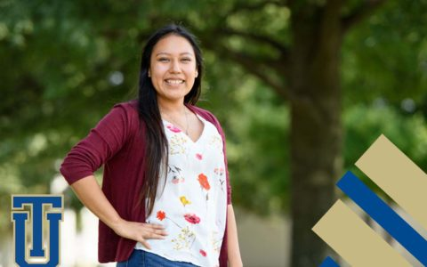 True Blue first-generation student story