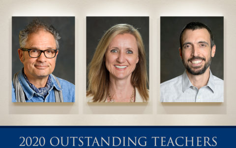 outstanding teachers
